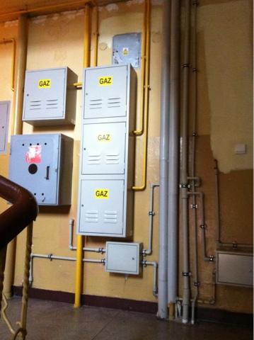instalacje w systemie Warszawskim