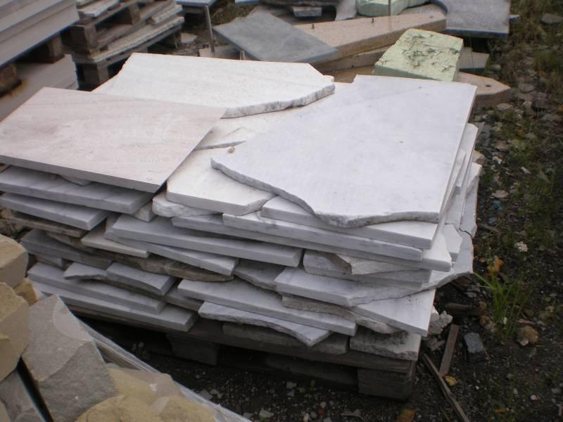 Odpady marmurowe