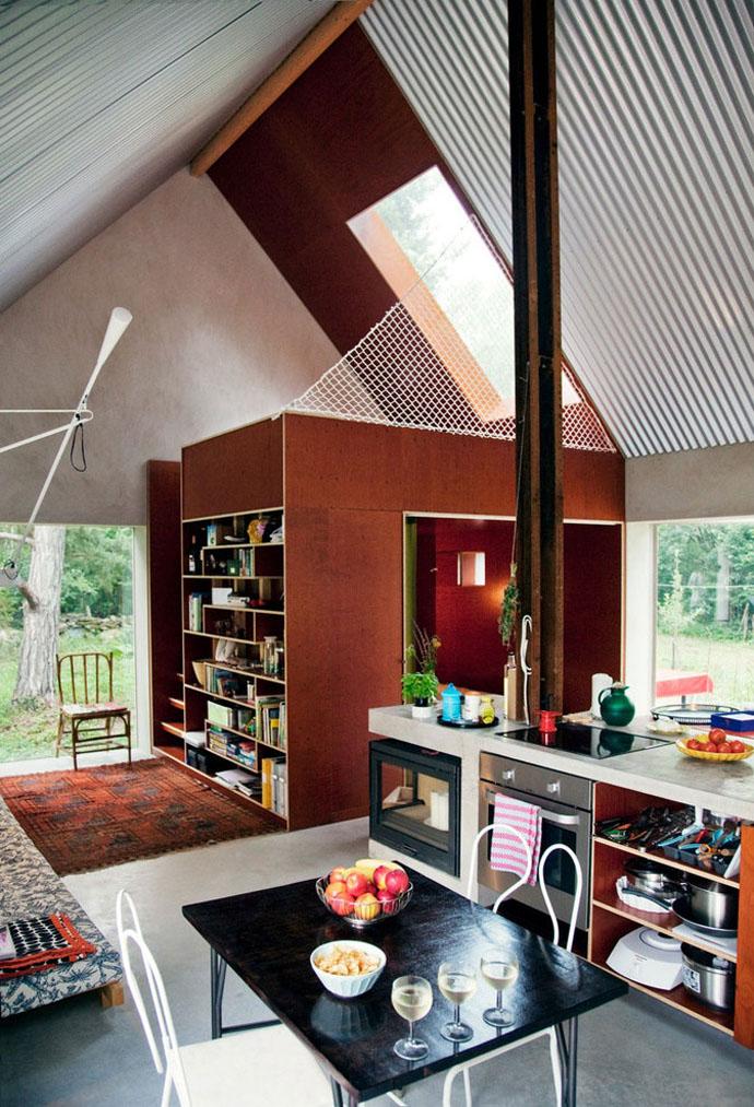 7 sposob w na niewielki dom ma ym kosztem ep 1. Black Bedroom Furniture Sets. Home Design Ideas