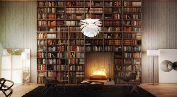 10 Pomysw na Miejsce Na Biblioteczk i
