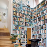 Domowa Biblioteczka 50 Pomysłów I Inspiracji Dla Książek W Twoim Domu