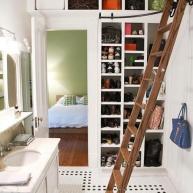 Część garderoby w łazience? Dlaczego nie! Zadbaj o dobrą wentylację i zabudowę łazienkową!