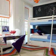 Piętrowe łóżko? Jeśli potrzeba więcej miejsca, a wolnych pokoi nie ma