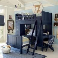 Elegancki zestaw piętrowych łóżek - poszukaj, kup, zaoszczędź miejsce!
