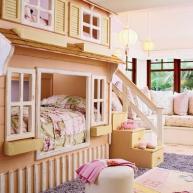 Mały domek dla dziewczynki?