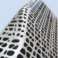 Conrad Hotel w mieście Beijing w Chinach, projekt: MAD Architects