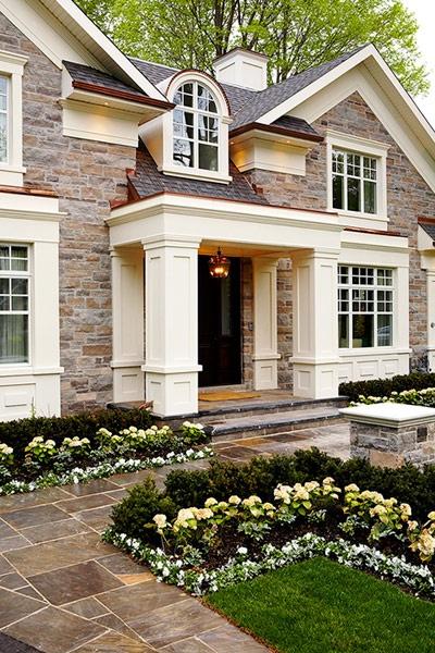 Amerykanskie domy domy z usa pomysly 21 architekt o architekturze i wyj tkowych projektach - Romanian style tasteful houses ...