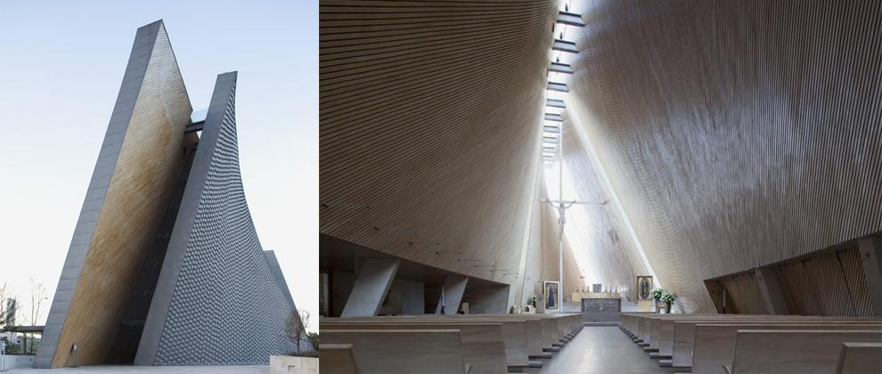 nowoczesna architektura sakralna cover