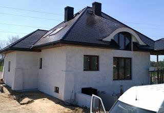 typowy projekt domu