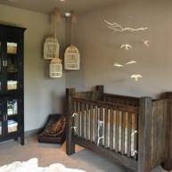 Pokój dla niemowlaka w stylu kolonialnym?