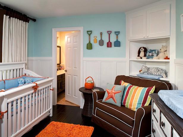 pokoik dla niemowlaka niemowlecia jak urzadzic pomysly 5 - Architekt o ...