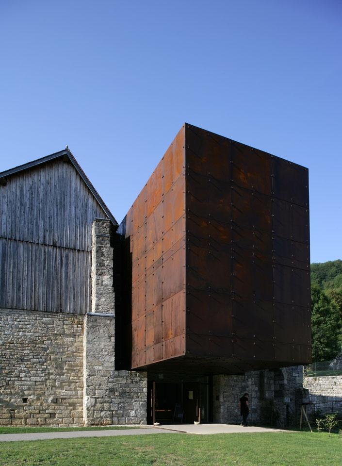 Musée du sel / Salins les Bains