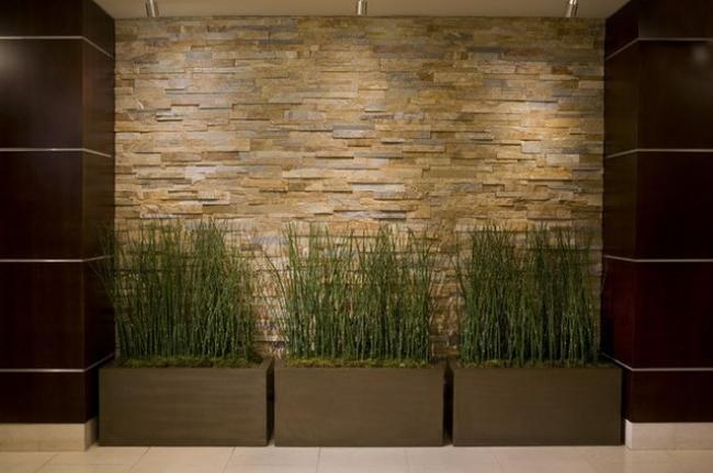 zieleń we wnętrzu inspiracje interior garden 19
