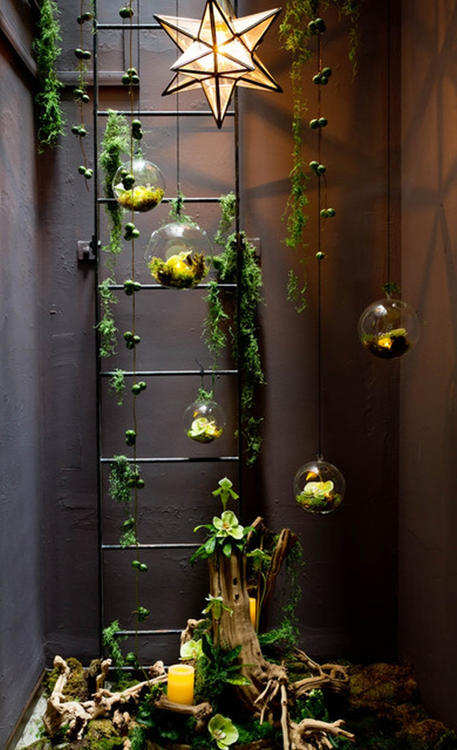 zieleń we wnętrzu inspiracje interior garden 31