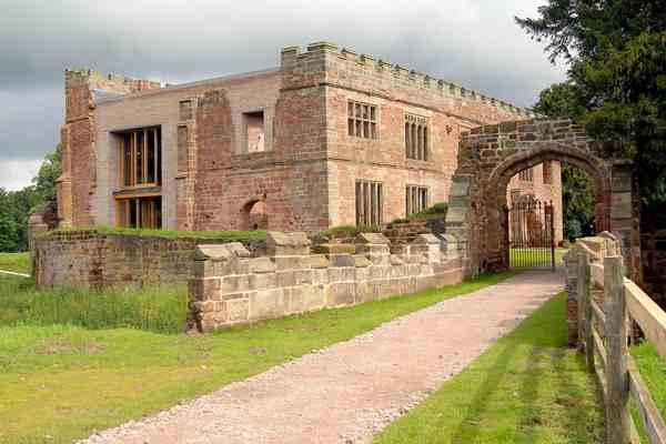 zamek Astley