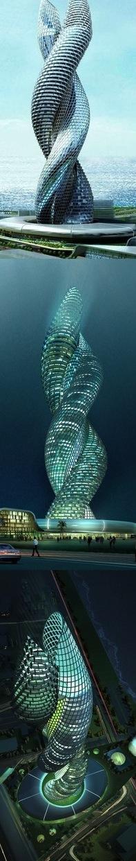 Cobra Towers, Projekt: Malene Björn, Kuwejt