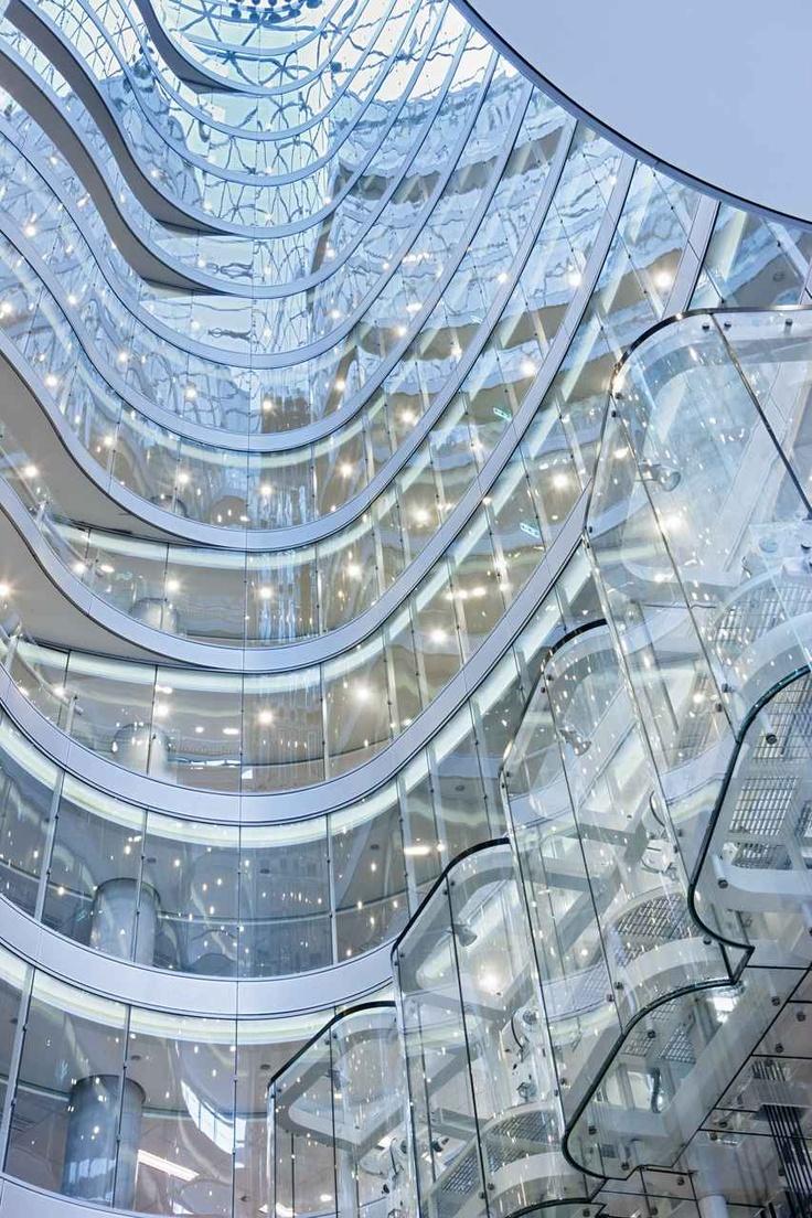 Blight Office Tower, Projekt: Ingehoven Archiects+Achitectus, Australia