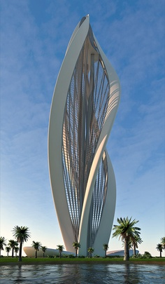 Blossoming Dubai, Projekt: Petra Architects, Dubaj