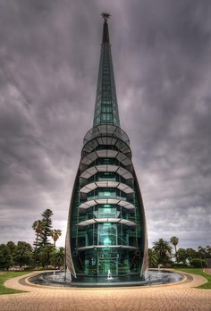 The Bell Tower, Projekt: Hames Sharley, Australia