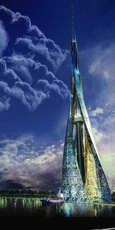 City Tower, Dubaj