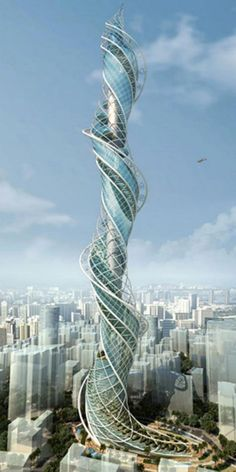 Wadala Tower, Projekt: James Law Cybertecture, Bombaj