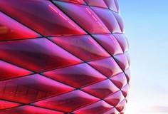 Allianz Arena, Projekt: Herzog&De Meuron, Niemcy