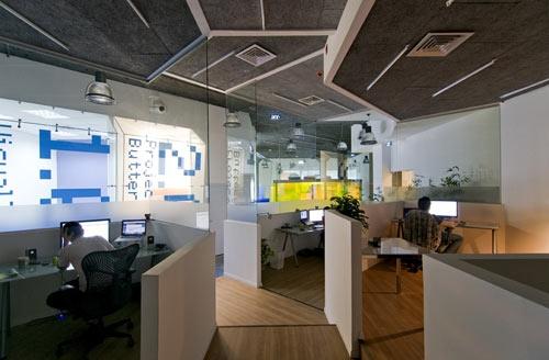 wnętrza w biurach