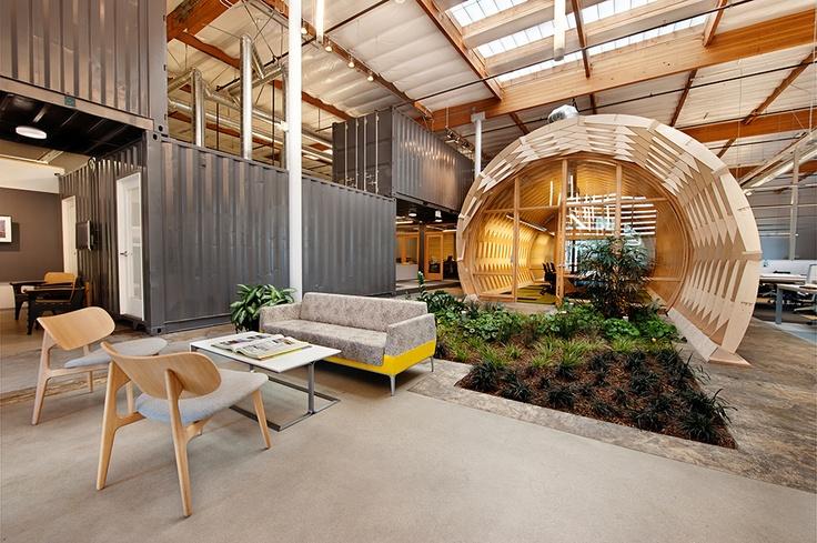 Innovative Home Office Ideas: O Urządzaniu Wnętrza W Biurach Ep.1