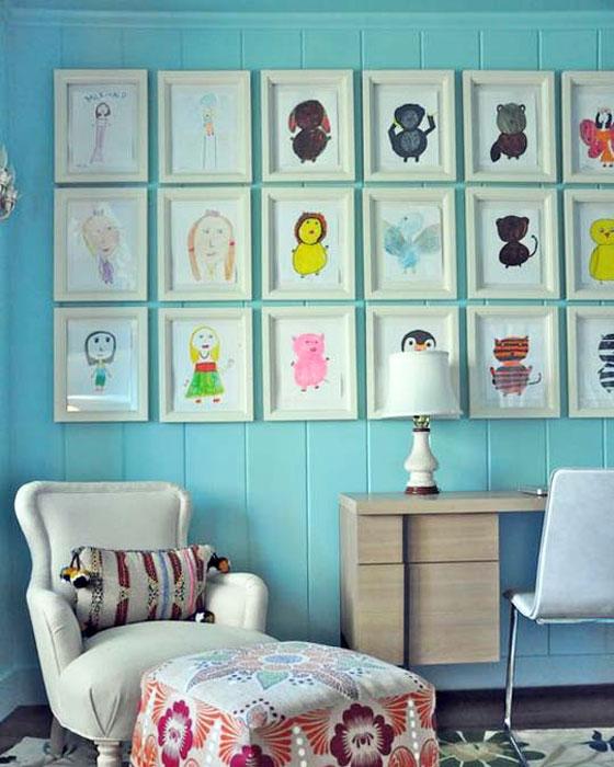 Dekoracje Pokoju Dziecięcego 25 Inspiracji Zobacz To
