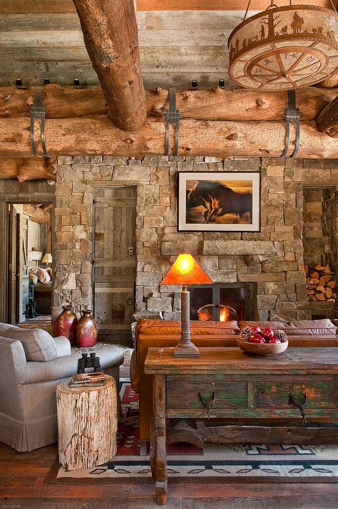 drewniany_dom_drewniana_rezydencja_z_drewna_i_kamienia_dom_z_bali_nad_jeziorem_Headwaters_camp_residence_6