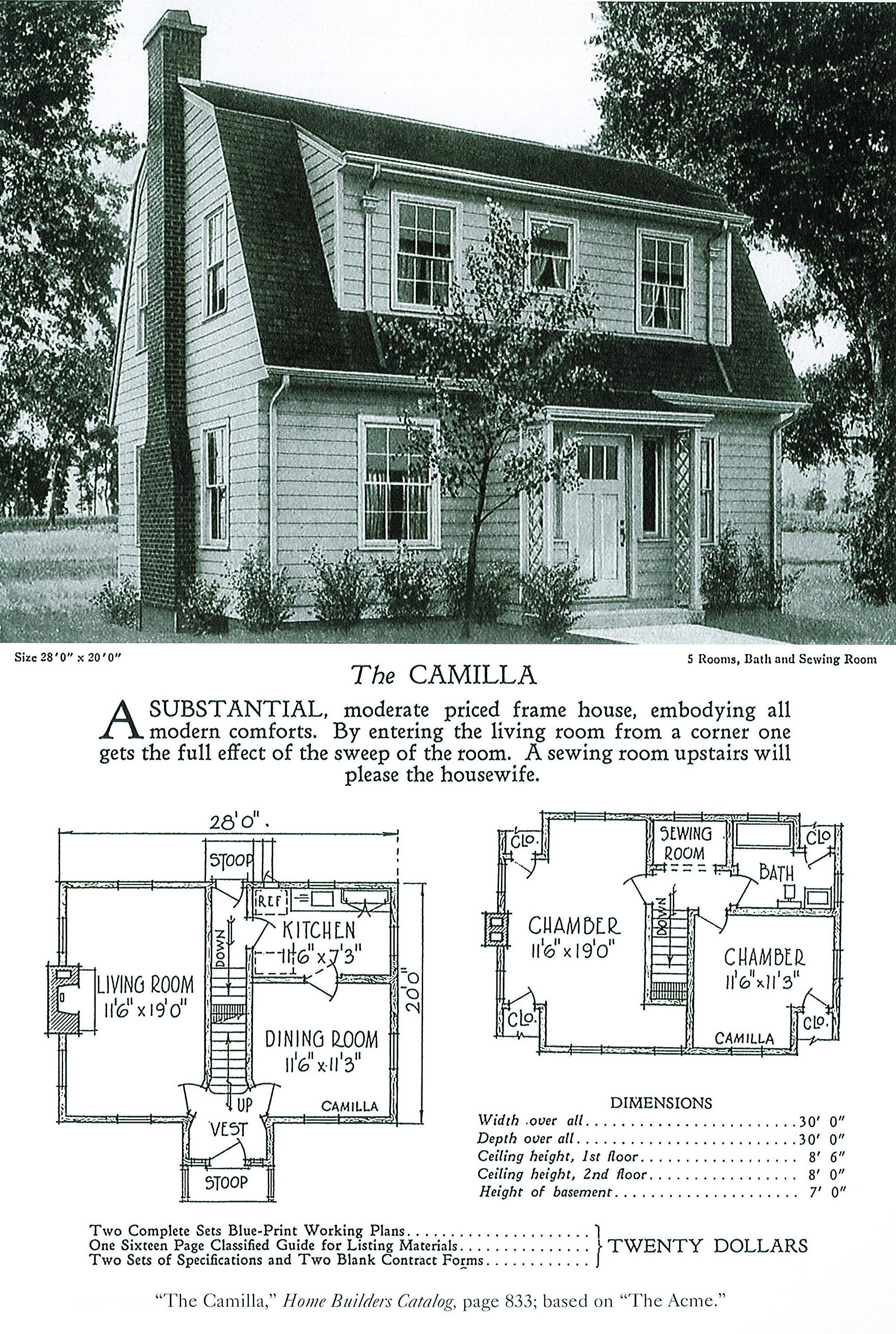 Małe domy Ameryki