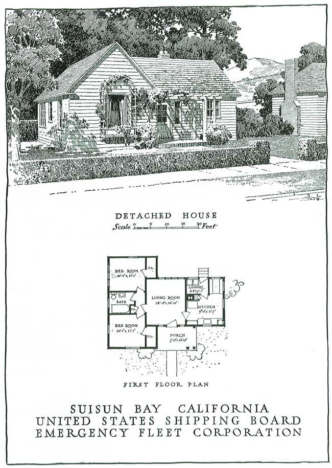 projekty-małych-domów-maly_domek_niewielki_dom_amerykanski_lata_80_projekt_rzut_1