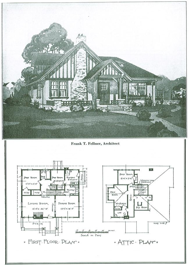 projekty-małych-domów-maly_domek_niewielki_dom_amerykanski_lata_80_projekt_rzut_11