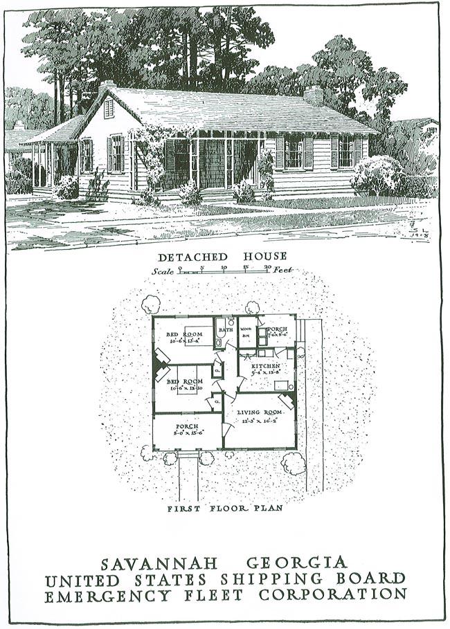 projekty-małych-domów-maly_domek_niewielki_dom_amerykanski_lata_80_projekt_rzut_2