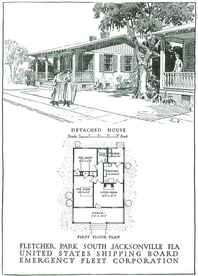 projekty-małych-domów-maly_domek_niewielki_dom_amerykanski_lata_80_projekt_rzut_5