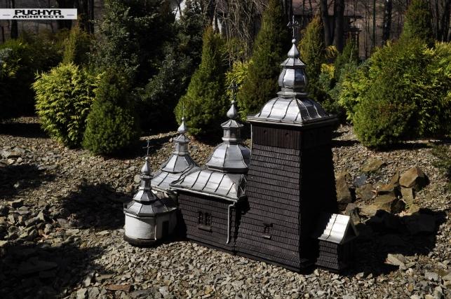 Cerkiewki w Myczkowcach
