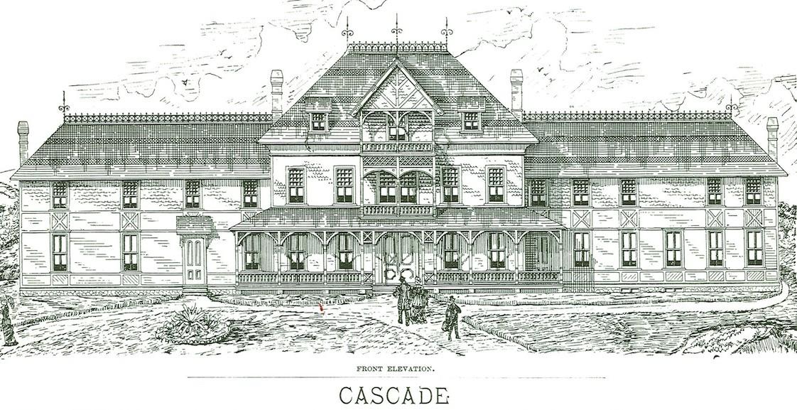 Dom w stylu Wiktoriańskim