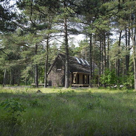 dom z wodorostów