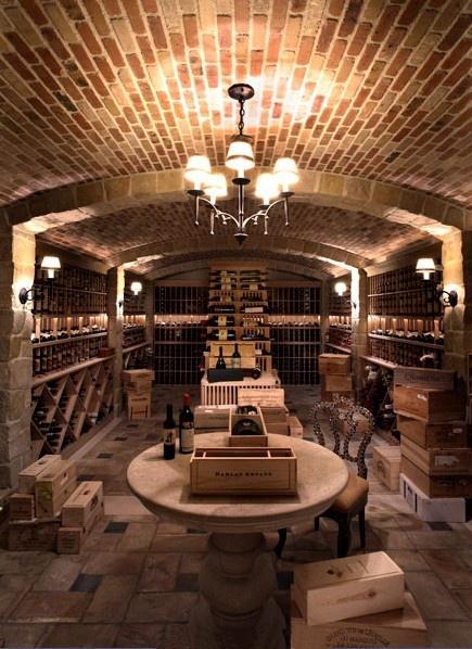 Piwniczka na wino winiarnia miejsce na wino w twoim domu - Fotos de bodegas en casas particulares ...