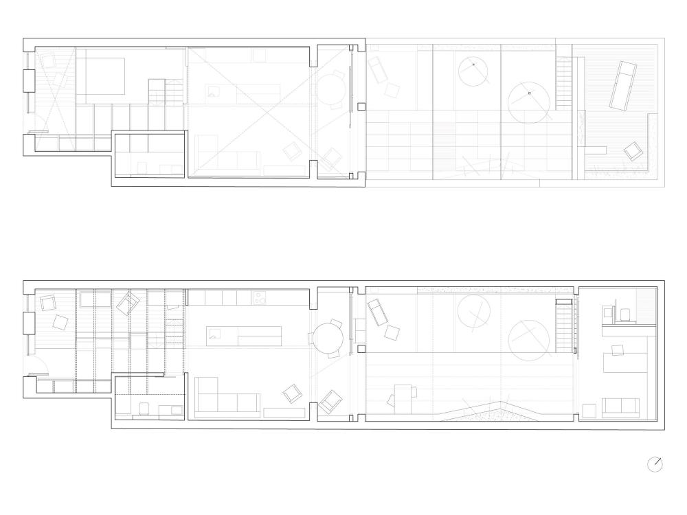 Plan przekształconego budynku_dom_plomba