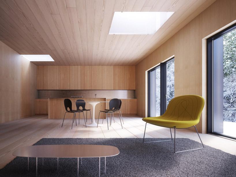 Otwarta przestrzeń zapewnia więcej miejsca i większą wygodę_dom_prefabrykowany_1