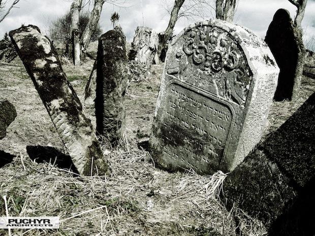 Cmentarz_Zydowski_w_lutowiskach_opuszczony_zaniedbany_kirkut_2