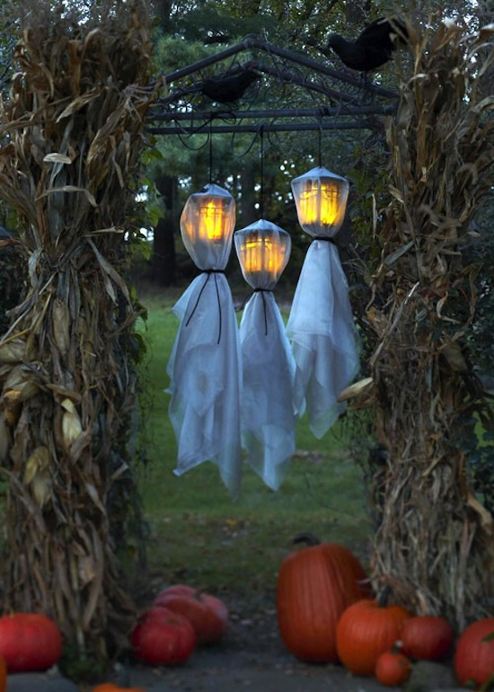 Diy zr b to sam dekoracje domu na jesie i halloween - Deco jardin halloween ...