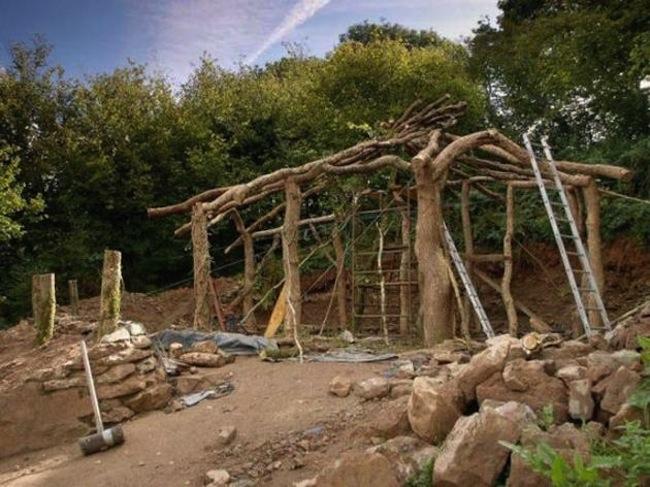 Ziemianka albo jak zrobi w asny domek hobbita ep 7 for Construire une maison de hobbit