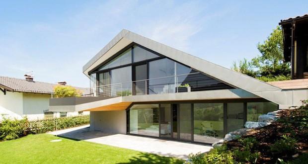 nowoczesny modny dom z dachem dwuspadowym to mo liwe ep 2. Black Bedroom Furniture Sets. Home Design Ideas