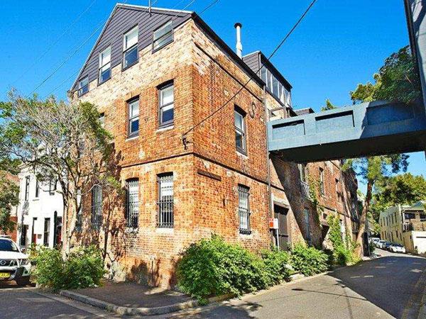 Ciekawy projekt przebudowy wozowni w Australii.