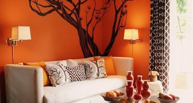 Jak Stosować Kolory We Wnętrzu Ep3 Pomarańczowy We Wnętrzu