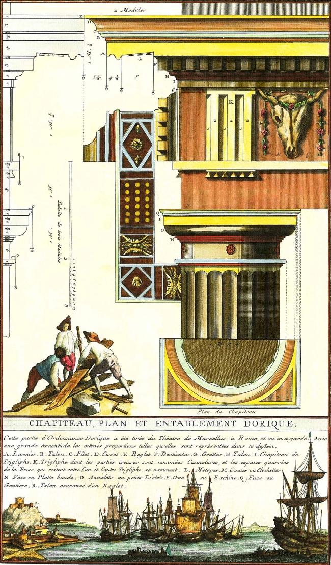 porzadek_architektoniczny_dorycki_kolumny_historyczne_styl_ryciny_rysunki_kolorowe_karty_schemat_1