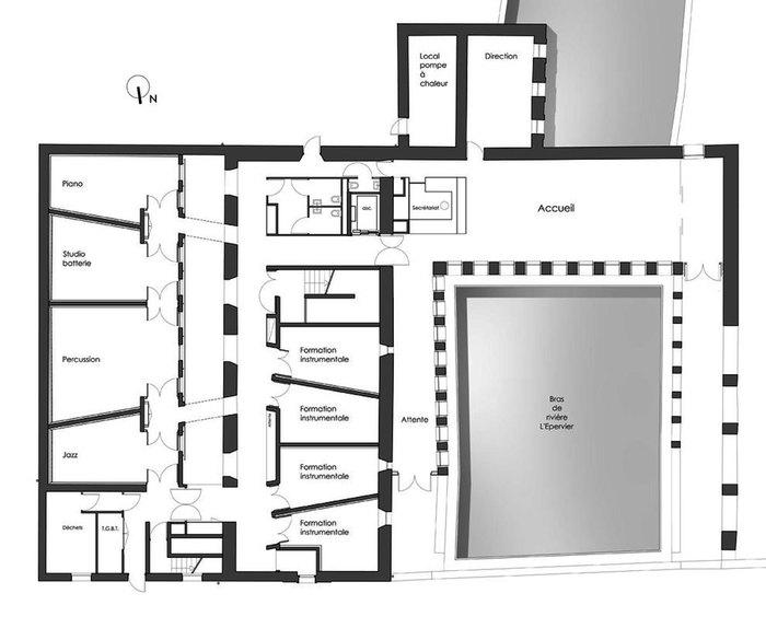 Plan budynku.