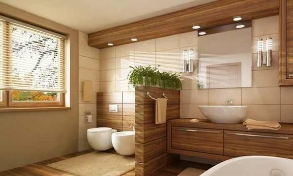 jak-stosowac-kolory-we-wnetrzu-brązowy-brąz-czekoladowy-lazienka-4f - Architekt o Architekturze ...